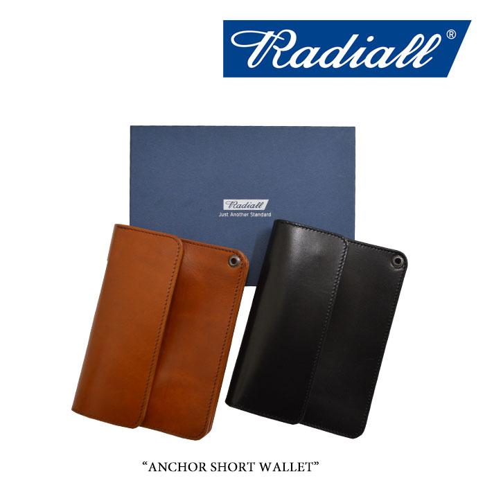 RADIALL(ラディアル)ANCHOR-SHORT TRUCKER WALLET【2018 AUTUMN & WINTER COLLECTION】【RAD-LTR001】
