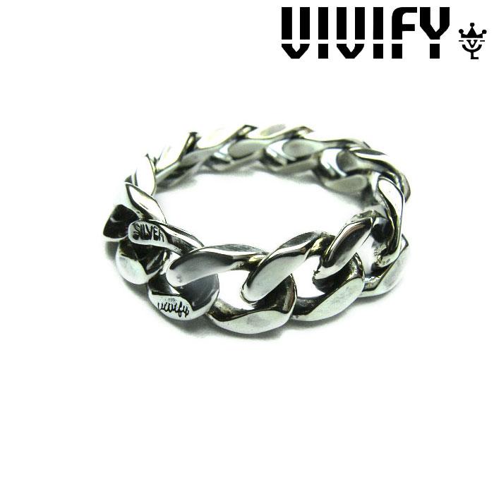 VIVIFY(ヴィヴィファイ)(ビビファイ)Cavalry Chain Ring【VIVIFY リング】【VFR-096】【レディース 女性用】【オーダーメイド ハンドメイド 受注生産】【キャンセル不可】