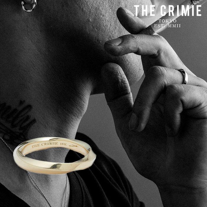 CRIMIE(クライミー)ETERNITY 18K GOLD RING【