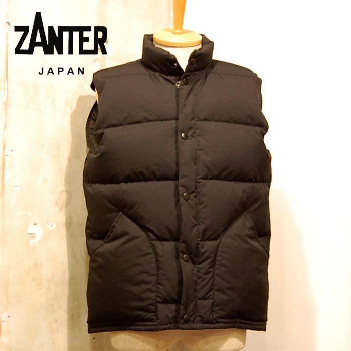 <title>日本の南極観測隊へ装備服として提供している日本製ダウンウエア ZANTER JAPAN 正規逆輸入品 ザンター 6712 DOWN VEST ダウンベスト キャンセル不可</title>