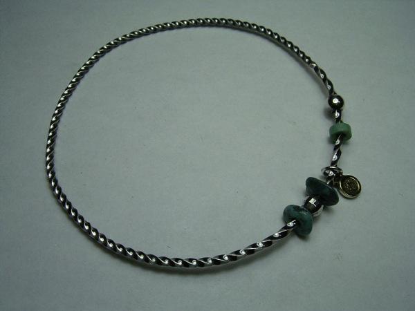 VIVIFY ヴィヴィファイ Spiral Ring like bangle silverオーダーメイド 受注生産キャンセル不可ブレスレットVFB 082EH9I2D