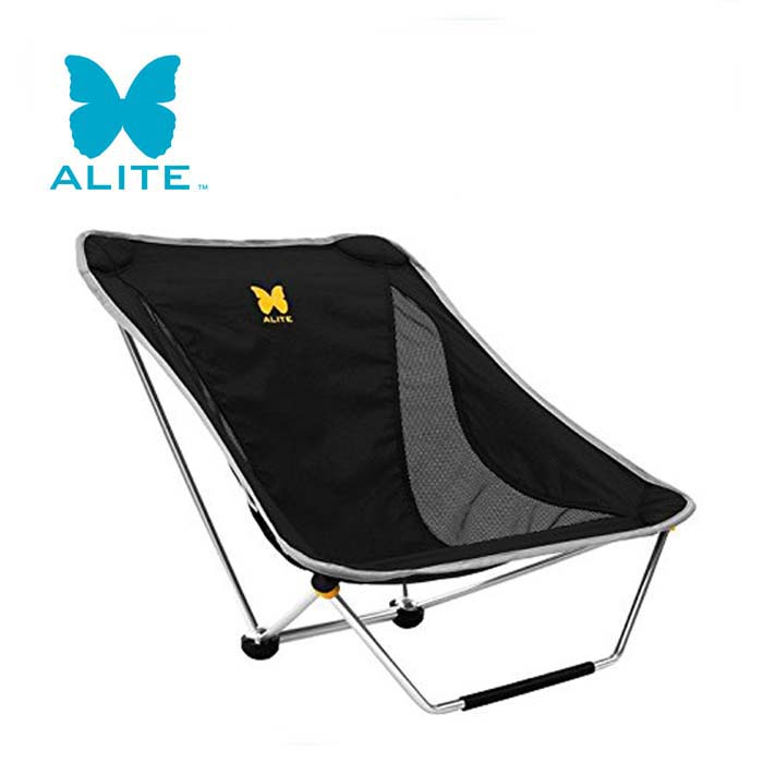 alite Mayfly Chair black エーライト メイフライチェア ブラック