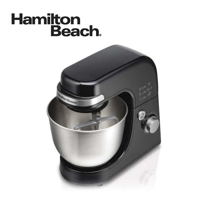 ハミルトンビーチ スタンドミキサー Hamilton Beach 63390 Stand Mixer 4-Quart 7-Speed Black 並行輸入品