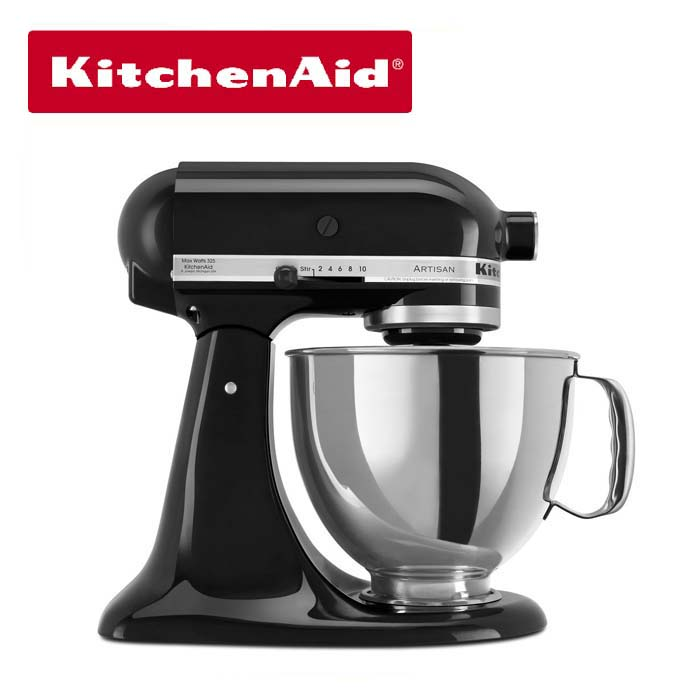 KitchenAid キッチンエイド ミキサー KSM150OB Onyx Black 並行輸入品