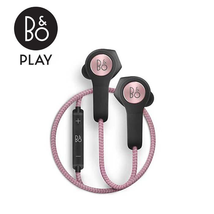 B&O Play BeoPlay H5 ワイヤレスイヤホン Bluetooth リモコン マイク付き Dusty Rose 並行輸入品