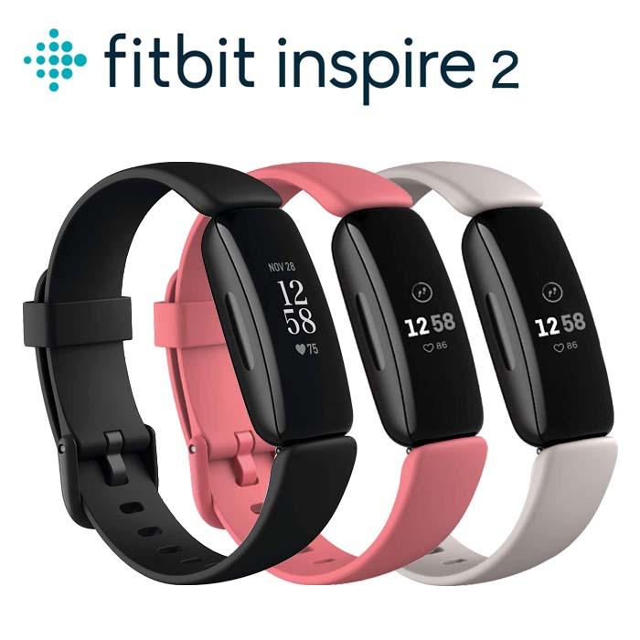 ウェアラブル 時計 スマートウォッチ 1年保証 訳あり 安い 激安 プチプラ 高品質 Inspire インスパイア 国内在庫 Fitbit 2 フィットビット