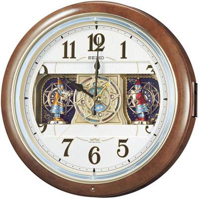 『セイコー(SEIKO)』 からくり時計 ウエーブシンフォニー RE559H 【送料無料 送料込み】