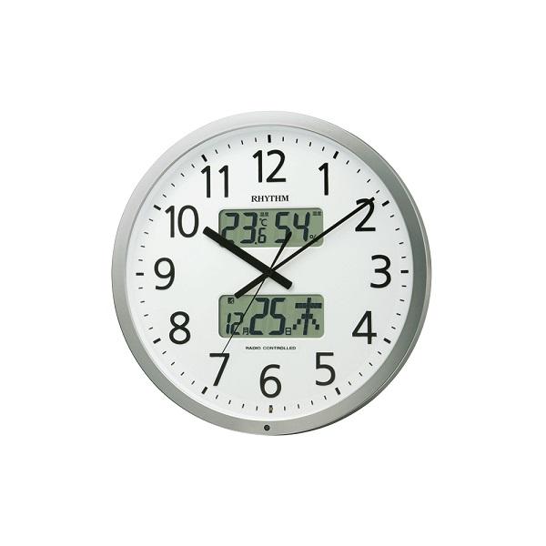 【リズム RHYTHM】 オフィスクロック  プログラムカレンダー403SR