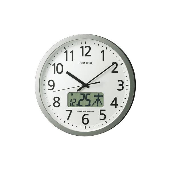 【リズム RHYTHM】 オフィスクロック  プログラムカレンダー405SR