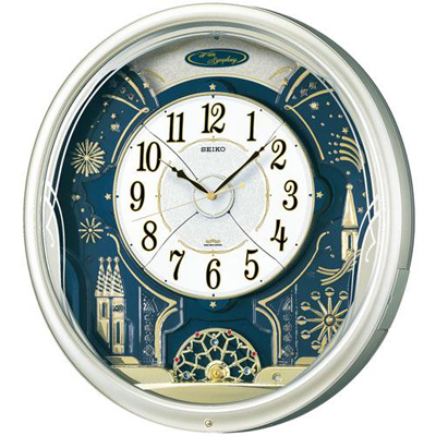『セイコー(SEIKO)』 からくり時計 ウエーブシンフォニー RE561H  【送料無料 送料込み】