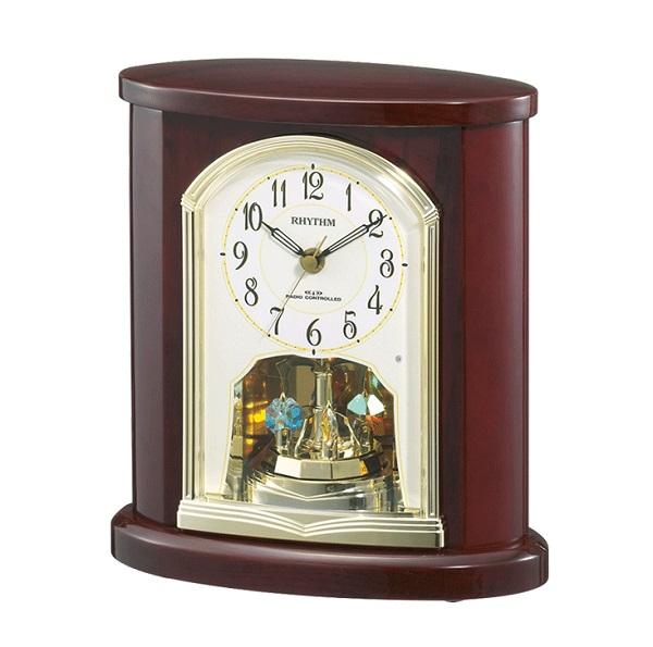 【シチズン CITIZEN】電波置時計 パルロワイエ R681 【送料無料 送料込み】