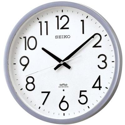 暮らし健康ネット館 『セイコー(SEIKO)』【送料無料 スイープ KS265S 電波掛時計 KS265S 電波掛時計【送料無料 送料込み】, Tops(トップス):3296debd --- canoncity.azurewebsites.net