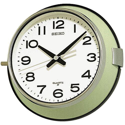 『セイコー(SEIKO)』 オフィスタイプ 掛時計(防塵型) KS474M 【送料無料 送料込み】