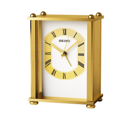 『セイコー(SEIKO)』 スタンダード 置時計 QK733G