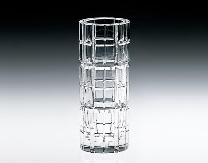 【カガミクリスタル】 クリスタル花瓶