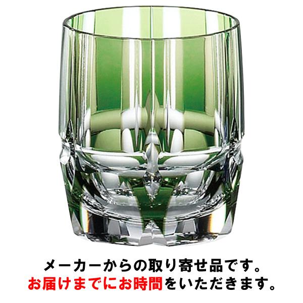 【カガミクリスタル】 江戸切子 〈竹の膳〉ロックグラス 250cc