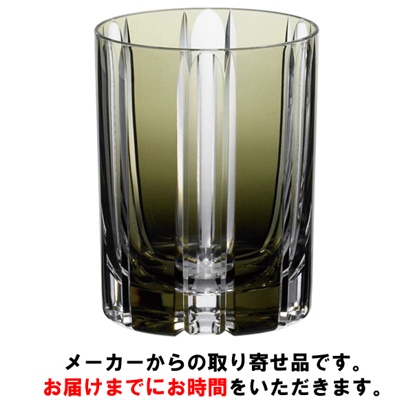 【カガミクリスタル】 ロックグラス 320cc