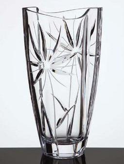 NARUMI(ナルミ) GLASS WORKS ガイア 28cm花瓶 【ギフト・贈り物・婚礼引出物・内祝い・出産内祝い・内祝】