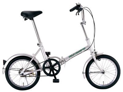 「折りたたみ自転車」FIELD CHAMP 365 FDB16 フィールドチャンプ ミムゴ NO72750【送料無料 送料込み】