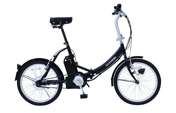 「折りたたみ自転車」 FIELD CHAMP ノーパンク電動アシスト KH-DCY310NE 【送料無料 送料込み】