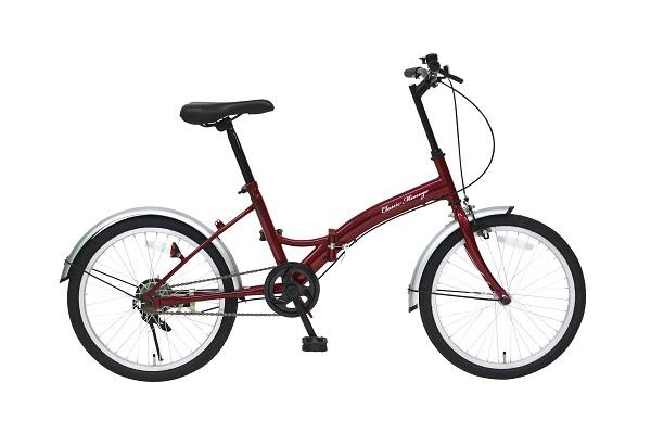 「折りたたみ自転車」Classic Mimugo FDB20E クラシックミムゴ MG-CM20E 【送料無料 送料込み】
