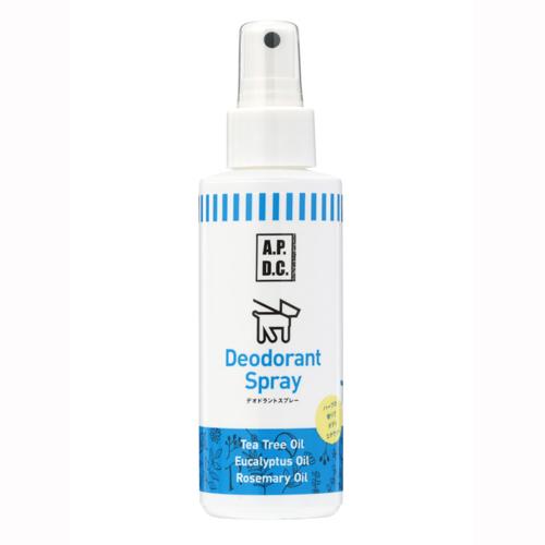 A.P.D.C. デオドラントスプレー 125ml 4528636010058 APDC エーピーディーシー 臭い 爽やか 石けん 香り 期間限定の激安セール ケア用品 超定番 グルーミング