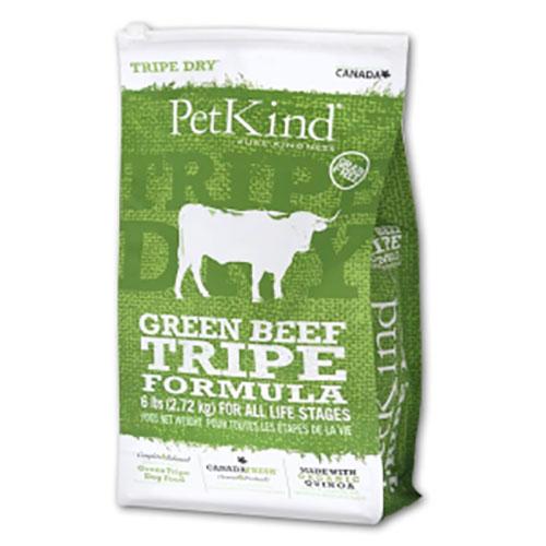 【送料無料】PetKind ペットカインド TripeDry グリーンビーフトライプ 11.34Kg
