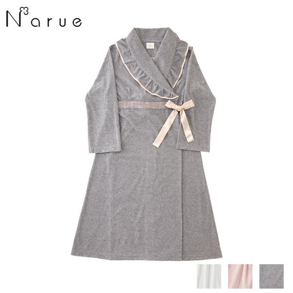ナルエー narue ハイクオリティーパイル バスローブ 91001