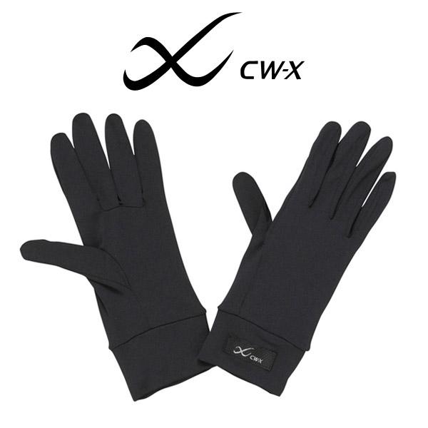 【10%OFF】ワコール CW-X ストレッチグローブ スポーツ用手袋 レディース HYY527