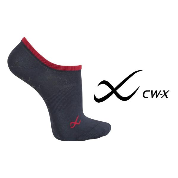 n09 正規店 新着 n p ≪セール≫ 送料無料 13%OFF CW-X ワコール ベリーショートソックス HYO204 スポーツ用靴下