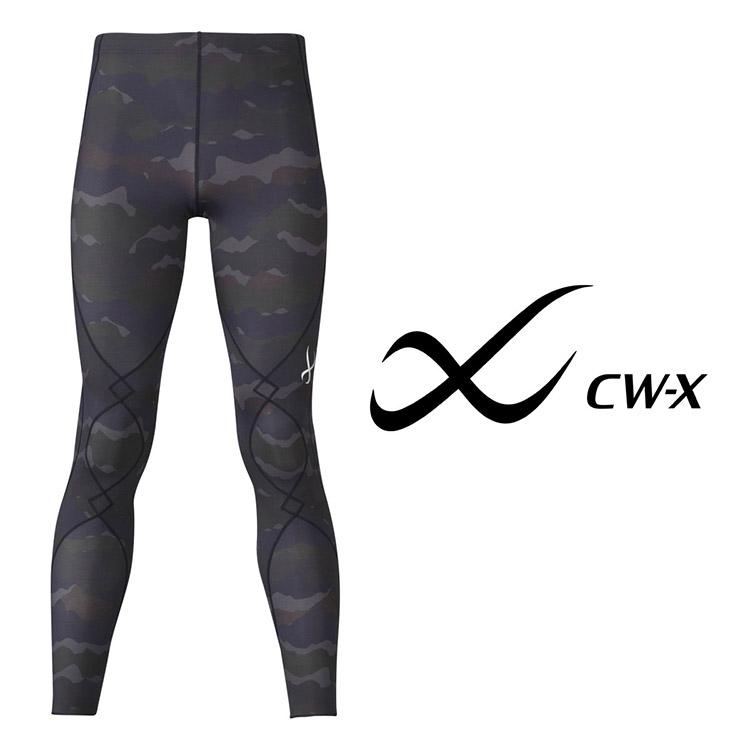【22%OFF】ワコール CW-X スポーツタイツ スピードモデル ロング メンズ 全1色 M/L HXO429