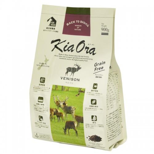 ベニソン【2.7kg】鉄分が豊富で低脂肪・低カロリー・自然放牧で育った天然の滋味豊かな鹿のお肉。【ニュージーランド】【犬 フード】【ドッグフード】 KiaOra(キアオラ)venison