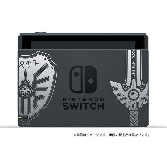 Nintendo Switch 本体 ドラゴンクエストXI S