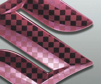 HG21セルボ カラー Fエンブレム 3点セット 純正/メッキ/カラーメッキ/セット/単品/車/車パーツ/カーパーツ/高品質