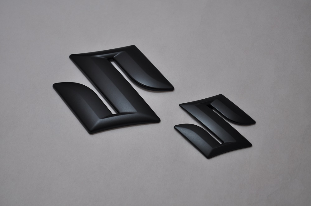 MN71S XBEE クロスビー マットブラックエンブレム(艶消し) 6点SET  純正/メッキ/艶消し/黒/セット/単品/車/車パーツ/カーパーツ/高品質/送料無料