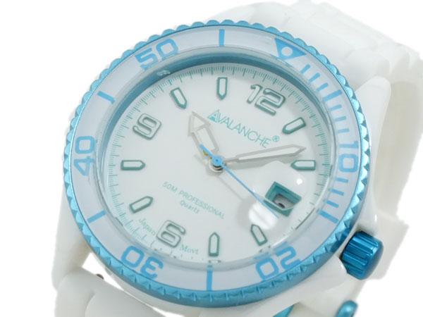 (~8/31) アバランチ AVALANCHE (~8/31) 腕時計 腕時計 AVALANCHE AV-1016CER-GR ユニセックス, カントリー雑貨コットンバニー:4b8bd7b3 --- officewill.xsrv.jp