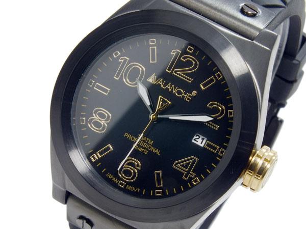 (~8/31) アバランチ AVALANCHE クオーツ 腕時計 腕時計 (~8/31) アバランチ AV1028-BKBK ユニセックス, アムリエ:b4caf356 --- officewill.xsrv.jp
