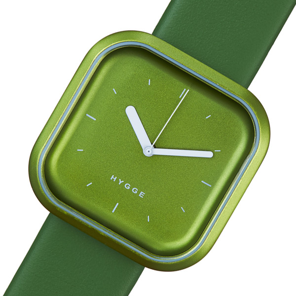 (~8 腕時計 (~8/31) Vari/31) ピーオーエス POS ヒュッゲ バリ Vari Line クオーツ 腕時計 HGE020070 グリーン メンズ, 印章の伝統をきざむ ミナミ:e5dfbe1d --- officewill.xsrv.jp
