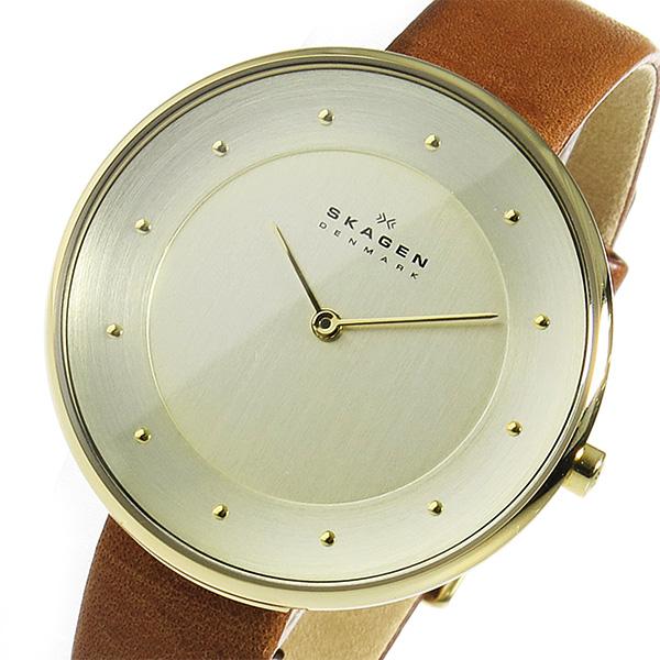 (~8/31) スカーゲン SKAGEN 腕時計 クオーツ 腕時計 SKW2138 レディース クオーツ シャンパンゴールド レディース, シルバーアクセサリーラブクラフト:28445c7d --- officewill.xsrv.jp