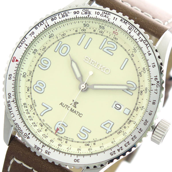 (~8/31) セイコー SEIKO メンズ 腕時計 腕時計 SRPB59J1 プロスペックス SEIKO PROSPEX 自動巻き クリーム ブラウン メンズ, 【1着でも送料無料】:cfdc45f6 --- officewill.xsrv.jp