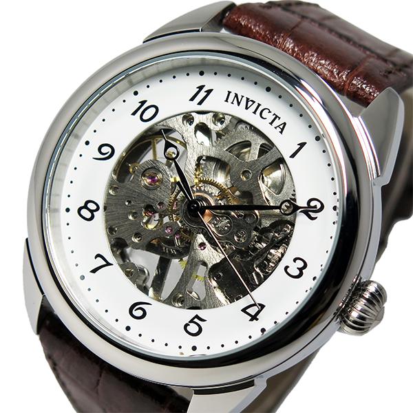 (~8 メンズ/31) INVICTA インヴィクタ INVICTA 手巻き 腕時計 ホワイト 17187 ホワイト メンズ, かきもと米穀のよしだ小町:bb0e1a20 --- officewill.xsrv.jp