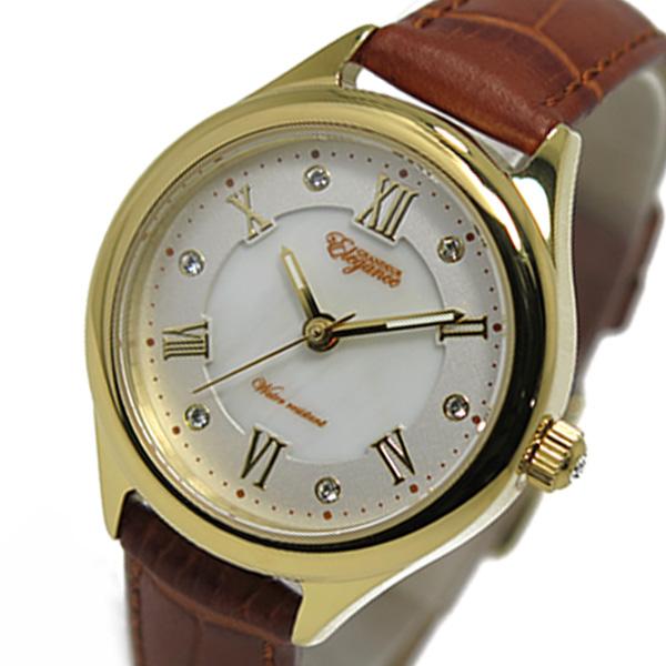 (~8 腕時計/31) グランドール GRANDEUR GRANDEUR クオーツ クオーツ 腕時計 ESL060W2 ゴールド レディース, ホームセンターきたやま:ccfa9073 --- officewill.xsrv.jp