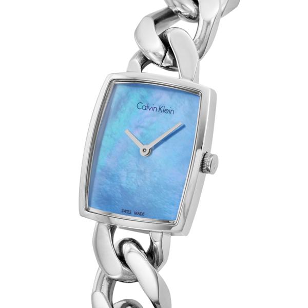 (~8/31) カルバンクライン CK CALVIN CK KLEIN (~8/31) アメーズ アメーズ クオーツ 腕時計 K5D2L12N ブルーパール レディース, バラの雑貨屋 プチローズ:2467ec56 --- officewill.xsrv.jp
