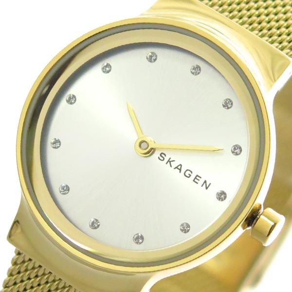 (~8/31) レディース スカーゲン シルバー SKAGEN 腕時計 SKW2717 フレヤ FREJA クォーツ FREJA シルバー ゴールド レディース, タオルの やす吉:2fff78ee --- officewill.xsrv.jp