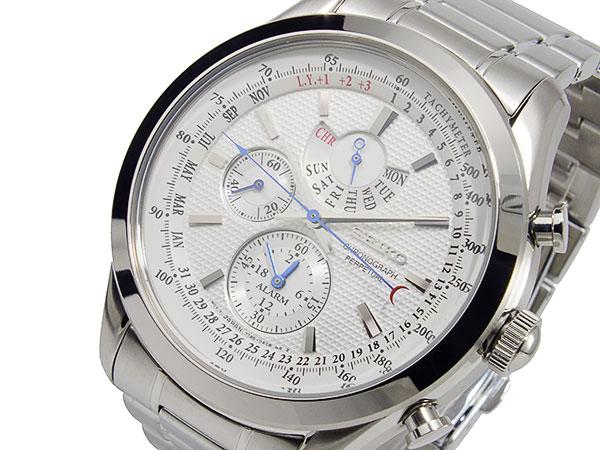 (~4/30)【キャッシュレス5%】セイコー SEIKO クオーツ クロノグラフ 腕時計 SPC123P1 メンズ