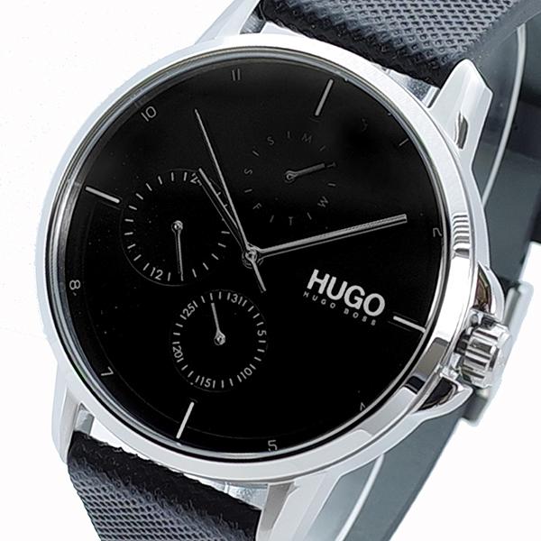 (~8/31) 1530022 ヒューゴボス HUGO クォーツ BOSS 腕時計 1530022 腕時計 クォーツ ブラック メンズ, 信州物産:1dd31247 --- officewill.xsrv.jp
