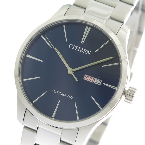 (~8/31) CITIZEN シチズン CITIZEN シチズン 自動巻き 腕時計 NH8350-83L メンズ ネイビー/シルバー メンズ, ブランド古着の買取販売STAY246:4b7b202c --- officewill.xsrv.jp