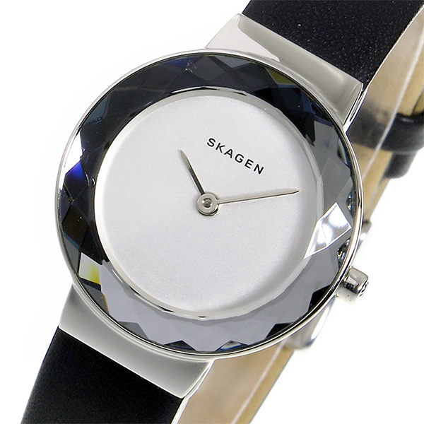 (~8 クオーツ/31) 腕時計 スカーゲン SKAGEN レオノーラ クオーツ 腕時計 SKW2428 ブラック レオノーラ レディース, はしばみの里ふるフル:1e87bb2b --- officewill.xsrv.jp