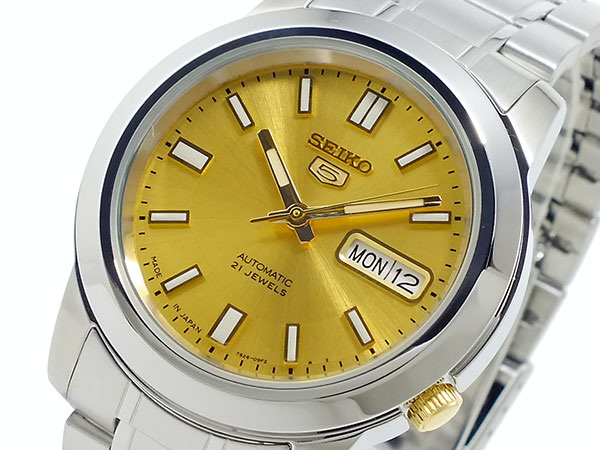 (~8 腕時計SNKK13J1/31) セイコー SEIKO セイコー5 SEIKO 5 自動巻き 腕時計SNKK13J1 SEIKO メンズ メンズ, マツキ:5422b698 --- officewill.xsrv.jp