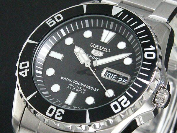 (~8/31) 5 SEIKO セイコー SEIKO 自動巻き セイコー5 スポーツ 5 SPORTS 自動巻き 腕時計 SNZF17K1 メンズ, にいがたけん:0c072b15 --- officewill.xsrv.jp
